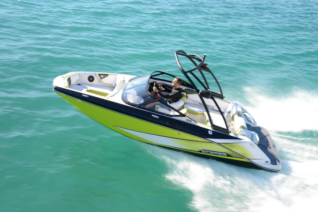 Green Scarab Impulse 3